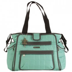 Aquifer Featherweight Quilted Nylon Nola Tote